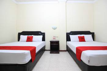 RedDoorz @ Mantrijeron 2 Yogyakarta - RedDoorz Twin Room with Breakfast Regular Plan