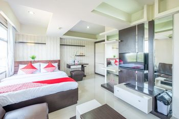 OYO 1042 Jarrdin By Olive Bandung - Deluxe Double Room Regular Plan