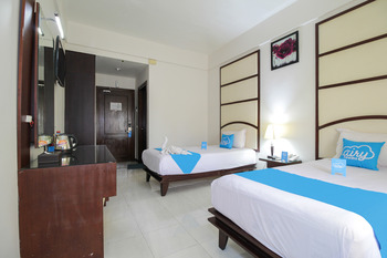 Airy Alun Alun Malang Aries Munandar 41 - Superior Twin Room with Breakfast Regular Plan