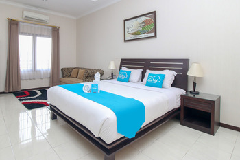 Airy Alun Alun Malang Aries Munandar 41 - Romantic Double Room with Breakfast Special Promo 5