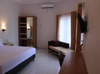 Pesona Bay Sea View Hotel Bangka - Grand Deluxe Room Regular Plan