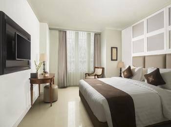 Hotel Indies Heritage Prawirotaman - Deluxe King Room With Breakfast Regular Plan