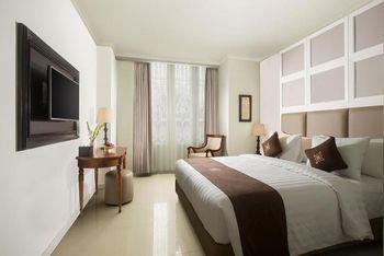 Hotel Indies Heritage Prawirotaman - Deluxe King Room Only Regular Plan