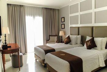 Hotel Indies Heritage Prawirotaman - Deluxe Twin Balcony Room Only Special Deals