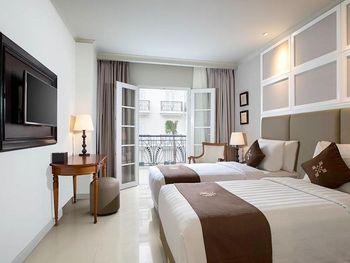 Hotel Indies Heritage Prawirotaman - Deluxe Twin Pool View Room Only Regular Plan