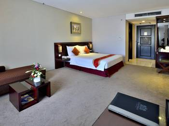 Gino Feruci Kebon Jati - Deluxe Room Only  Special Promotion Minimum Stay 2 Night