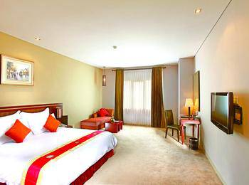 Gino Feruci Kebon Jati by KAGUM Hotels Kebon Jati - Deluxe King Room Only KAGUM Hotels Great Deals