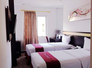 Gino Feruci Kebon Jati by KAGUM Hotels Kebon Jati - Superior Twin Room Only KAGUM Hotels Great Deals