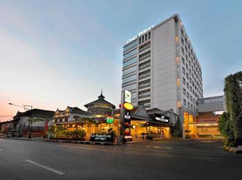 Gino Feruci Kebon Jati by KAGUM Hotels