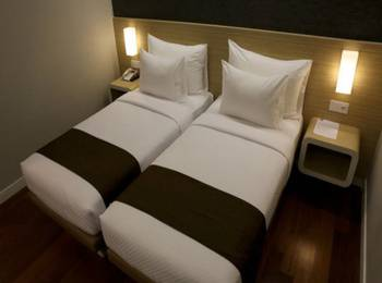 Grand Citihub Hotel @ Kartini Lampung - Superior Room - Twin Bed Regular Plan