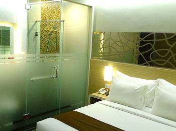 Grand Citihub Hotel @ Kartini Lampung - Nano Deluxe 2Person Regular Plan