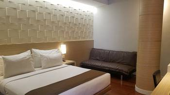 Grand Citihub Hotel @ Kartini Lampung - Deluxe King Room Only Regular Plan