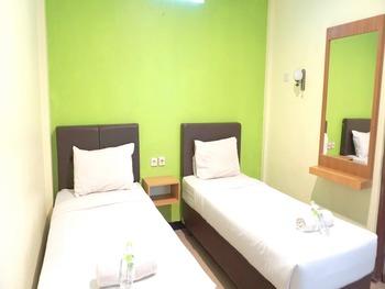 Ndalem Mantrijeron Jogja - Deluxe Plengkung Gading Twin Bed Tanpa Sarapan Regular Plan