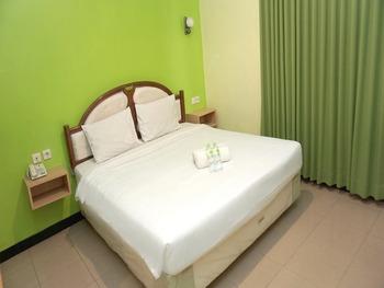 Ndalem Mantrijeron Jogja - Deluxe Plengkung Gading Double Bed Tanpa Sarapan Regular Plan