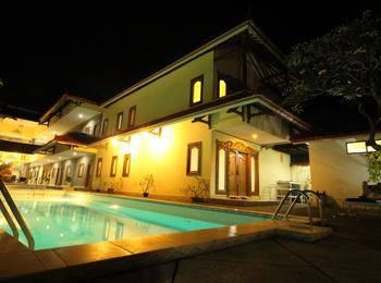 Resort Prima Candidasa Bali - Family Room Regular Plan
