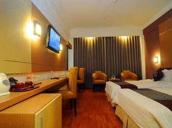 Grand Inna Tunjungan -  Superior Room Only Single Bed Last Minute Promotion