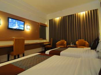 Grand Inna Tunjungan - Superior With Breakfast Single Bed Regular Plan