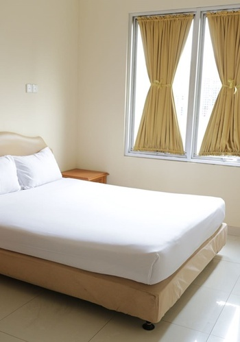 Fortuna Hotel & Residences Jakarta - Standard Room Only Regular Plan