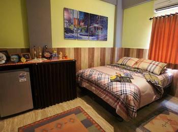 Oasis Studio Hotel Satu Yogyakarta Yogyakarta - Deluxe Double Bed-  NO SMOKING Regular Plan