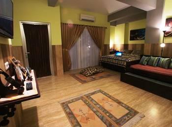Oasis Studio Hotel Satu Yogyakarta Yogyakarta - Deluxe Family - NO SMOKING Regular Plan