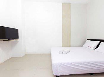 RedDoorz near Manggarai Station Jakarta - RedDoorz Room Regular Plan