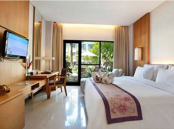 Grand Inna Bali - Deluxe Room Basic Deal 2017