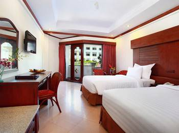 Grand Inna Bali - Superior Room Only  LUXURY - Pegipegi Promotion