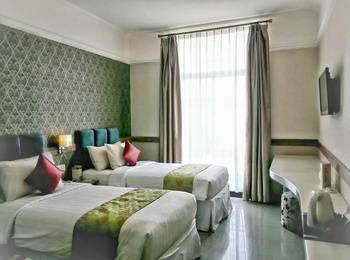 Amarelo Hotel Solo - Executive with city view Regular Plan