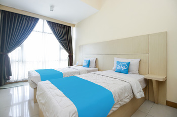 Airy Eco Buahbatu Candrawulan Empat 41 Bandung - Standard Twin Room Only Regular Plan