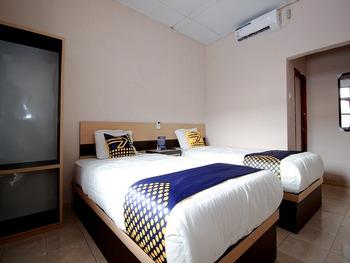 SPOT ON 2647 Anissa Guest House Bengkulu - Spot On Twin Promotion