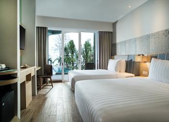 Hotel Santika Premiere Beach Resort Belitung Belitung - Premiere Lagoon Room Offer  Last Minute Deal 2021