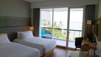 Santika Premiere Beach Resort Belitung Belitung - Deluxe Twin Room Offer  Last Minute Deal 2021