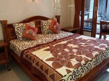 Rumah Ary Homestay and Spa Bali - Double Bed Room Regular Plan