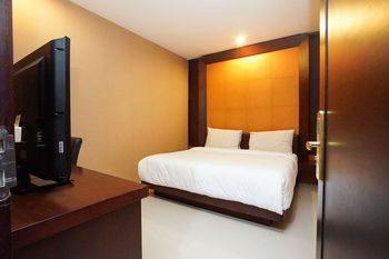 Istana Permata Ngagel Surabaya - Standard Double Room Only Regular Plan