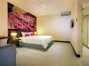 favehotel Braga Bandung Bandung - Paket Liburan Aja - freshroom (ROOM + Laundry) Regular Plan