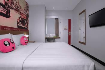 favehotel Braga Bandung Bandung - 24 HOURS FlexiStay - faveroom Regular Plan