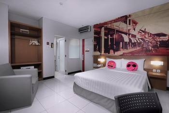 favehotel Braga Bandung Bandung - 24 HOURS FlexiStay - funroom Regular Plan
