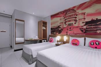 favehotel Braga Bandung Bandung - 24 HOURS FlexiStay - funroom family Regular Plan