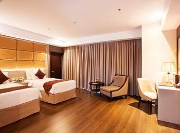Tara Hotel Yogyakarta Yogyakarta - Executive Room Regular Plan