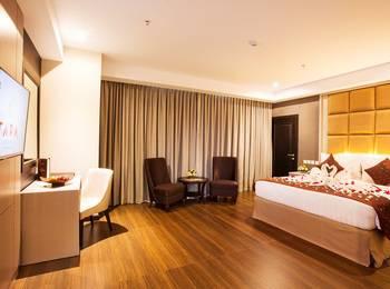 Tara Hotel Yogyakarta - Executive Room Regular Plan