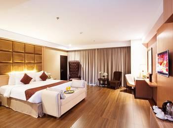 Tara Hotel Yogyakarta Yogyakarta - Executive Suite Room Regular Plan