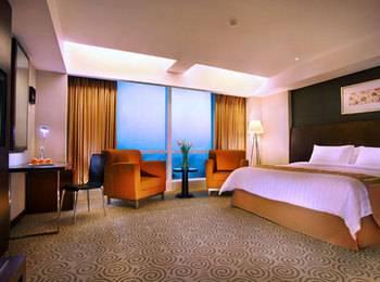 The Alana Surabaya Surabaya - Deluxe King Room Long Stay Shocking Deal