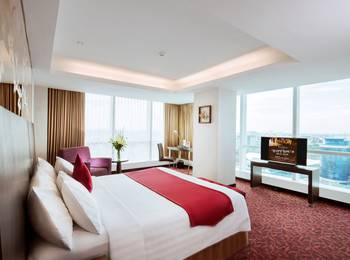 The Alana Surabaya Surabaya - Suite Room with City View LOng Stay Booking