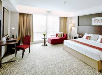 The Alana Surabaya Surabaya - Deluxe Room with City View Freeday