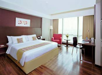 The Alana Surabaya Surabaya - Superior Room with City View Regular Plan