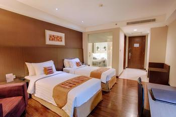 The Alana Surabaya Surabaya - Superior Twin Room Regular Plan