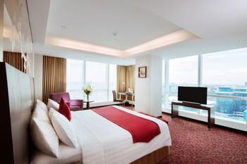 The Alana Surabaya Surabaya - Suite Room Smooking LOng Stay Booking