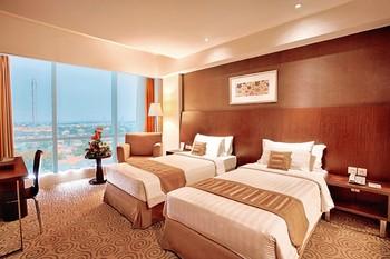 The Alana Surabaya Surabaya - Deluxe Twin Room Smooking LOng Stay Booking