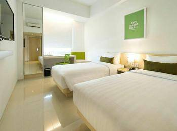 Zuri Express Mangga Dua - Express Twin Room Only 3 Nights Minimum Stay