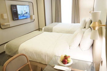 Louis Kienne Hotel Pemuda Semarang - Deluxe Twin Room Only. Regular Plan